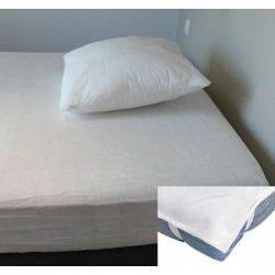 Lot de 100 kits de protection plateau Premium 80X190 cm