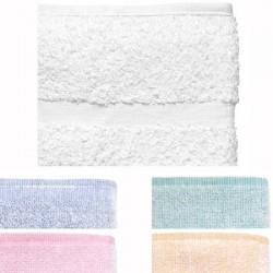 Serviette de toilette Jubba 50x90 cm coton 360g couleur