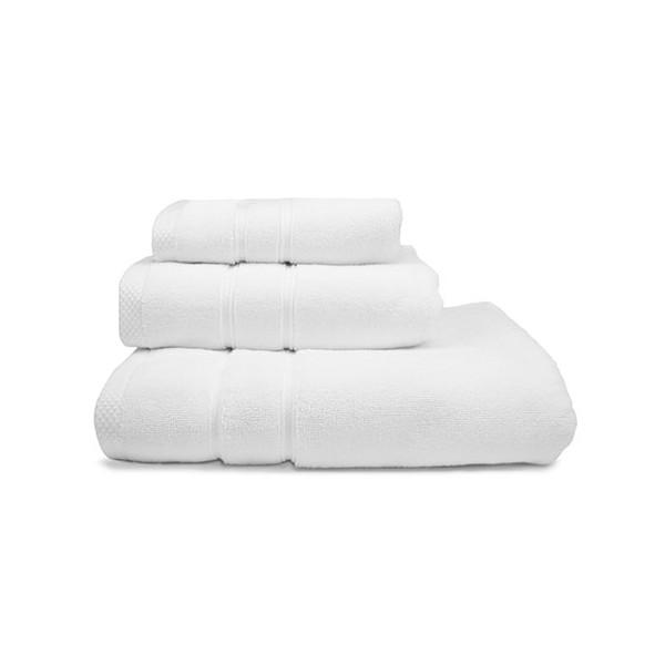 Serviette invité Edelweiss blanc 40x60 cm 675g