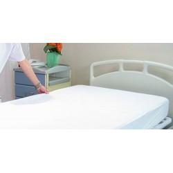 Drap housse en polyuréthane 50 microns 90x200x15 cm
