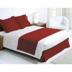 Lot de 6 chemins de lit réversibles Carla 70x260 cm