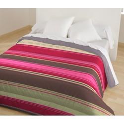 Lot de 10 couvertures polaires 230x245 cm imprimées 300 g