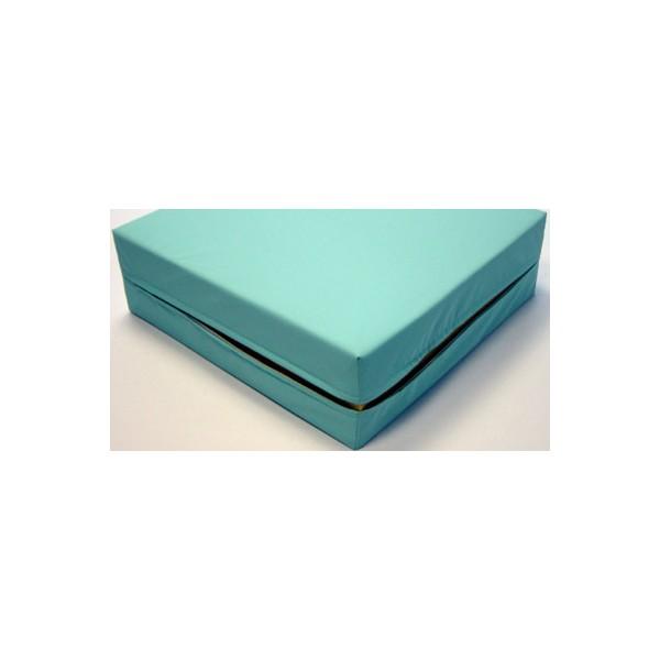 Housse de matelas ép 12 cm polyuréthane M1 90x190 cm