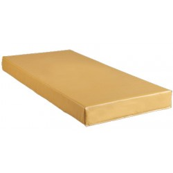 Matelas mousse Protection 35kg 90x200 cm ép 15 cm