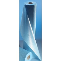 Carton de 6 lots de 180 draps examen plastifiés 50 x 38 cm